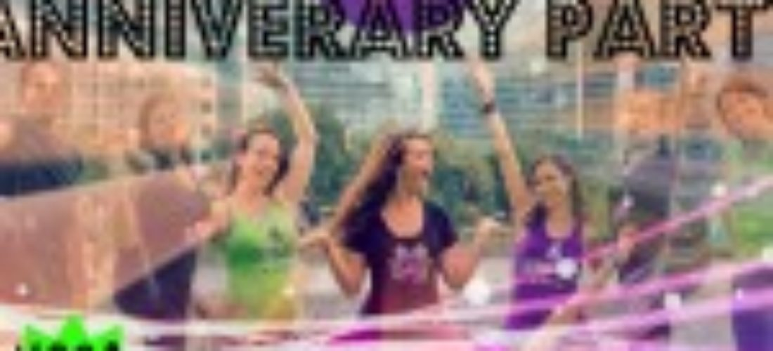 1 Year Anniversary YOGA RAVE PARTY & SPECIALS!