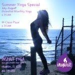 SUMMER YOGA SPECIAL