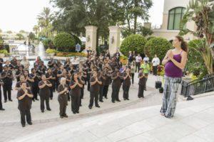 Corporate Yoga Orlando