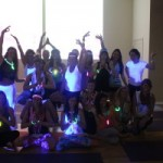 Yoga Rave June 2014