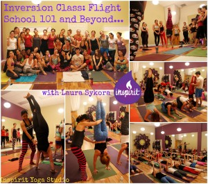 Laura Sykora: Inversion Workshop Day 1