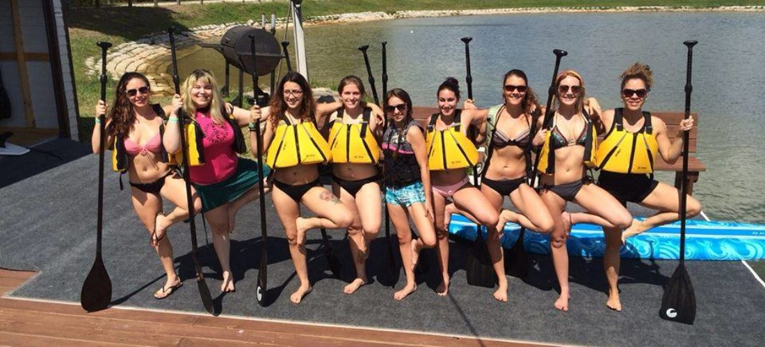5 Reasons To Try Paddleboard Yoga Classes