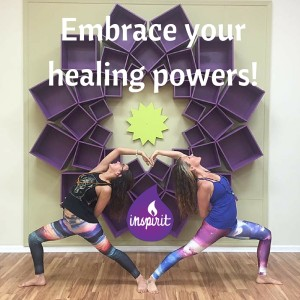 Embrace your healing powers
