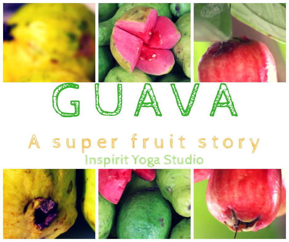 Guava, varieties of super fruit